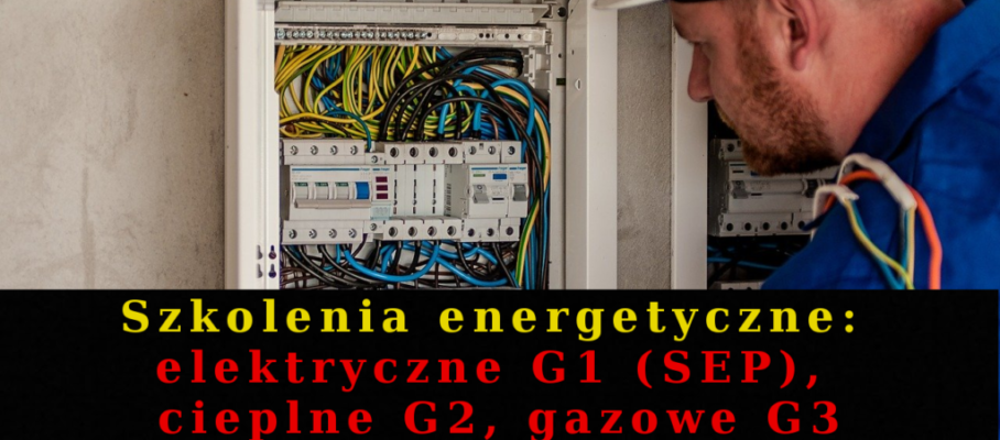 SZKOLENIA SEP - ON-LINE